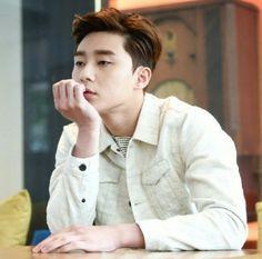 她很漂亮 池成俊 朴叙俊 活动박서준/Park Seo Jun