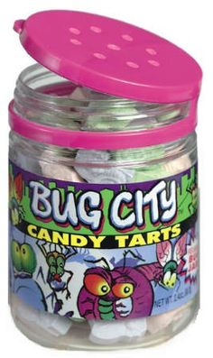 Bug City Candy! Oh my gosh I loved this when I was little!