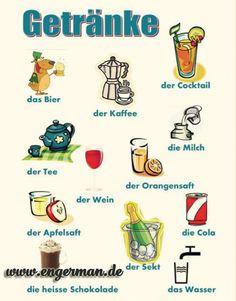 www.engerman.de Study German, German English, Learn German, Learn English, German Grammar, German Words, Deutsch Language, Germany Language, German Language Learning