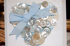 Vintage Button Collage by Reclaimed-Vintage, via Flickr