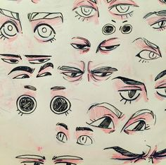 Cartoon Drawing Tips Eyes Art Reference Poses, Drawing Reference, Drawing Techniques, Drawing Tips, Pretty Art, Cute Art, Drawing Expressions, Art Tips, Art Tutorials