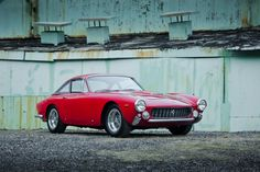 250 GT Lusso would be Ferrari's swan song for the iconic 250 series, the design was penned by Pininfarina, shaped by Scaglietti and powered by the godlike Colombo V12.