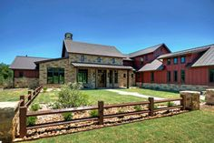 German Texas Farmhouse II - Estate Homes - Portfolio - Olson Defendorf Custom Homes
