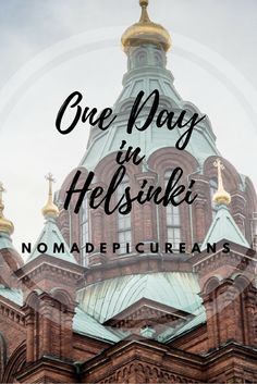 Learn how to spend one day in Helsinki, Finland. Nature, History, Hipsters - That's Helsinki! Spend the perfect day with our itinerary.