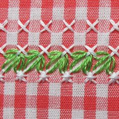 Gingham-Embroidery-Watermelon-21