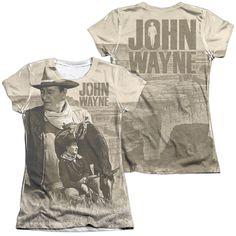 John Wayne/Stoic Cowboy