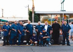 #StrictlyFamilyCC gathers for a group shot on #ShermanWay. #CanogaPark CA. (2015)
