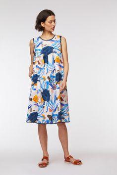 Gorman Clothing, Crochet Trim, Fashion Prints, Silk Dress, Bungalow, Online Price, Printing On Fabric, Organic Cotton, Concept Board