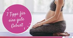Enduring labor pains: 7 exercises for a good birth Babyartikel.de - Midwife Monika explains 7 exercises from pregnancy gymnastics – which help you endure labor befor - Fitness Humor, Fitness Workouts, Baby Must Haves, Pregnancy Workout, Pregnancy Tips, Baby Sunglasses, Baby Monthly Milestones, Aerobic, Sensitive Eyes