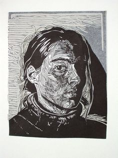 portraits in printmaking - Google Search