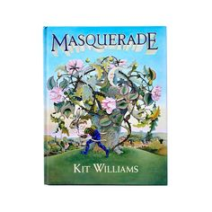 Kit Williams MASQUERADE vintage BOOK - wheel of the year Ostara Beltane spring solstice witch moon gazing hare witchy UK Vintage Children's Books, Antique Books, Treasure Hunt Clues, Literary Themes, Beltane, Masquerade, Nonfiction, Childrens Books, The Book