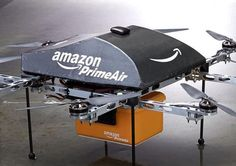 Amazon Drone Delivery There has never a dull moment whenever I see this kinds of stuffs, very interesting!