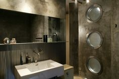 Beton w łazience: industrialny wystrój na czasie!  - zdjęcie numer 1