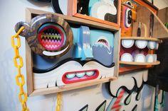 Graffiti 3D de Alex Yanes | No me toques las Helvéticas | Blog sobre diseño gráfico y publici