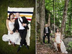 romantic muskoka weddings