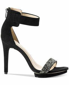 Loving this Calvin Klein sandal