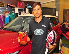 Pádel Plaza Indoor Torneo Land Rover | TotOci Zaragoza