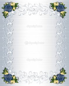 Wedding Invitation Template Stock Photography  Image