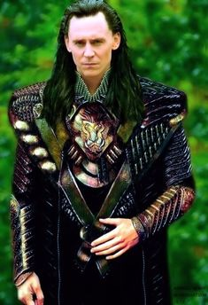 Loki - Visions of a Dark World II by AdmiralDeMoy.deviantart.com on @deviantART