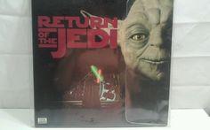 Star Wars Return Of The Jedi 1995 Widescreen THX Laserdisc