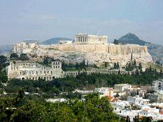 """""""Acrópolis"""". * Atenas, Grécia *"""