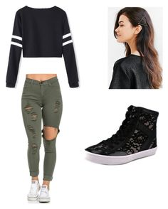"""""""Just an easy look"""" by zulitomlinson on Polyvore featuring Rebecca Minkoff, women's clothing, women's fashion, women, female, woman, misses and juniors"""