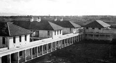 Quad and Boarding blocks - 1931 Nairobi school
