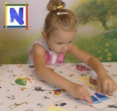 022 Развиваем логическое мышление Картинки-половинки Развивающие игры для детей