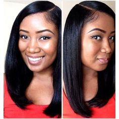 Brazilian Straight Human Hair Wigs Adjustable Pre Plucked top lace Closure HumanHair Wigs 100 Unprocessed Remy Hair For Black Women Weave Hairstyles, Straight Hairstyles, Medium Hairstyles, Curly Hair Styles, Natural Hair Styles, Transitioning Hairstyles, Hair Laid, Love Hair, Human Hair Wigs