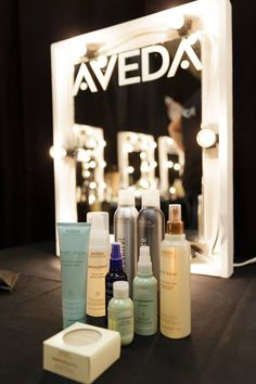 Spotted backstage at the @davidjonesstore show in Sydney: some of our favorite products.