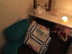 "Prayer closet ""war room""                                                                                                                                                                                 More"