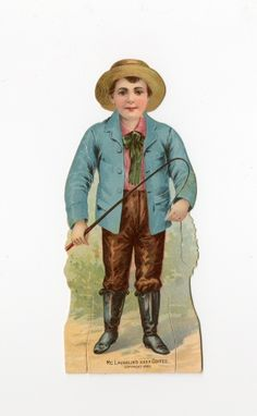 86.7643: paper doll | Paper Dolls | Dolls | National Museum of Play Online Collections | The Strong
