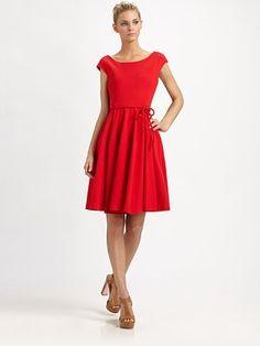 Milly Ponti Dress