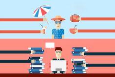 Acoplarse de nuevo a la rutina laboral representa una guerra contra la distracción, la cual puede interponerse en el cumplimiento de tus metas laborales.