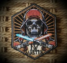 "The """"IV Master"""" Morale Patch"