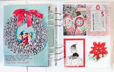 December Daily days 4 & 5 by MarieL at @studio_calico