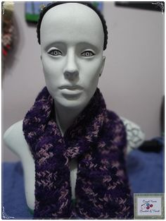 Scarf ~ $18 ~ it's possible to order another colours!