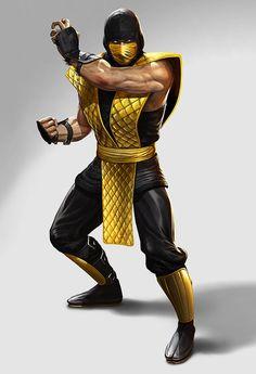 Classic Scorpion (Mortal Kombat)