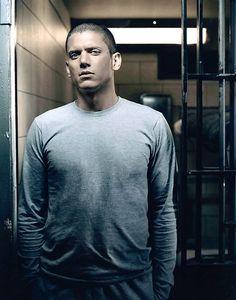 Wentworth Miller Prison Break 'Michael Scofield' 8x10 Photo Type B | eBay
