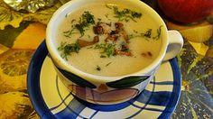 Zupa ziemniaczana o tradycyjnym, domowym smaku