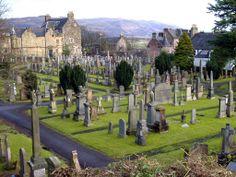 Stirling Graveyard