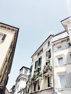 Verona, Italy @gretalausch Trip to Italy 2015
