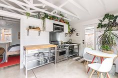 Beech Haus ADU | Dyer Studio Inc. Living Room Paint, Living Room Colors, Home Living Room, Living Room Decor, Mini Loft, Living Room Trends, Living Room Designs, Transformers, Portland