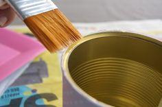 Gjenbruksglede - gjenbruk - hermetikkboks Measuring Cups, Nespresso, Kitchen Appliances, Diy Kitchen Appliances, Home Appliances, Measuring Cup, Kitchen Gadgets, Measuring Spoons