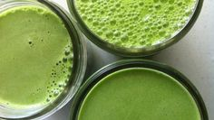 THE BEST GREEN SMOOTHIE YOU WILL EVER TASTE !