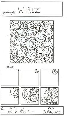 Zentangle Pattern Gallery | Zentangle Patterns 2 - a gallery on Flickr