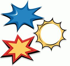 Superhero Starbursts SVG cutting files for scrapbooking superhero clipart clip art cute free svg cuts Free Clipart Images, Cute Clipart, Silhouette Cameo Projects, Silhouette Design, Superhero Clipart, Superhero Poster, Superhero Kids, Superhero Background, Superhero Backdrop