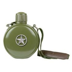 Lonestar Canteen with Compass ** Check this awesome product by going to the link at the image. This is an affiliate link.