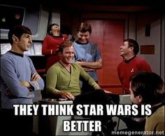 Me with my fellow fans of Star Trek!!!!!!!!!!!!!!!!!!!!!!!!!