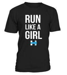 Run Like T A Girl Hillary